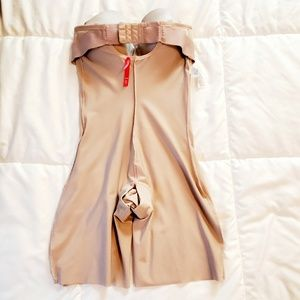 SPANX Intimates & Sleepwear - Suit Your Fancy Strapless Cupped MidThigh Bodysuit